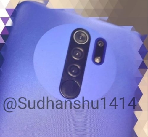 REDMI-9-REAR-PAEL-LEAKED