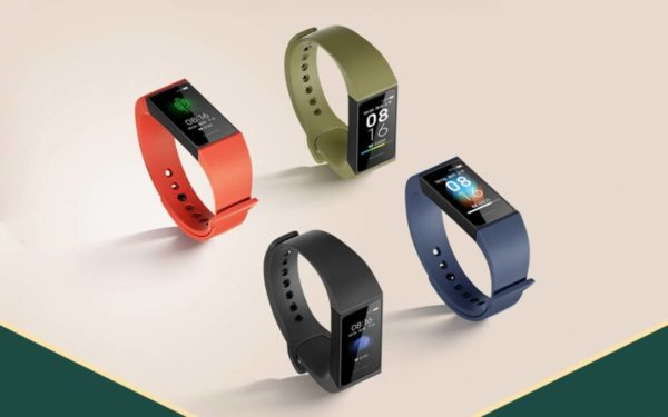 REDMI-BAND-IN-FOUR-COLOURS