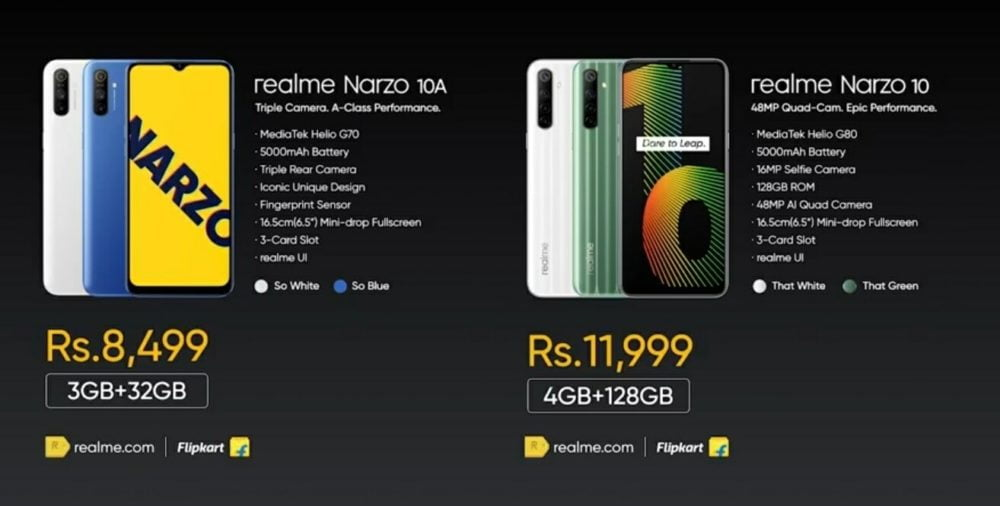 REALME-NARZO-SERIES-PRICING-AVAILABILITY