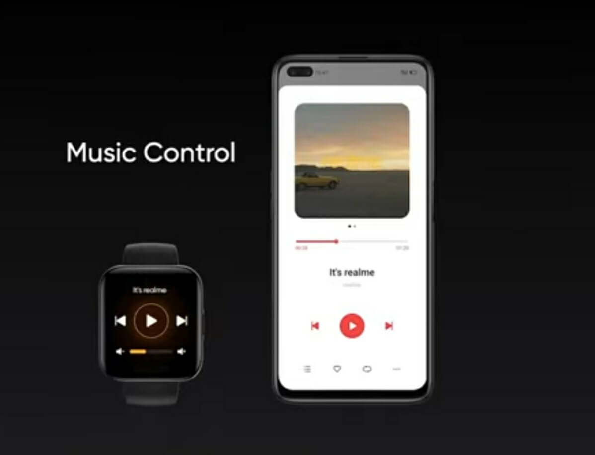 REALME-WATCH-MUSIC-CONTROL-FEATURE